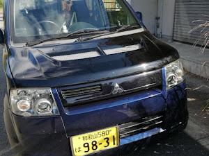 eKスポーツ H81W 15年式の4WDのカスタム事例画像 こなきさんの2020年11月13日06:46の投稿