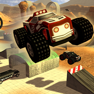 Crash Drive 3D – Offroad race for PC and MAC
