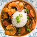 Cajun Seafood Gumbo Recipe (Louisiana Cooking) icon