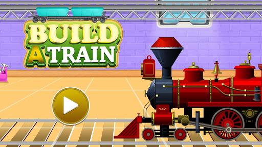 Build A Train : Craft & Ride 1.0.2 screenshots 11
