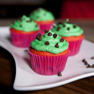 Watermelon Cupcakes [Video]