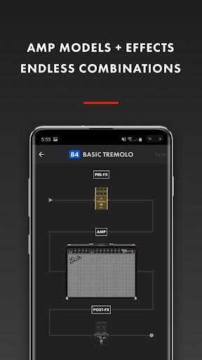 Fender Tone 3.0.1 screenshots 2