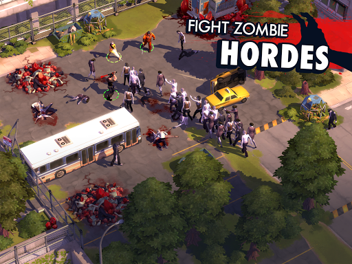 Zombie Anarchy: Survival Game  screenshots 6