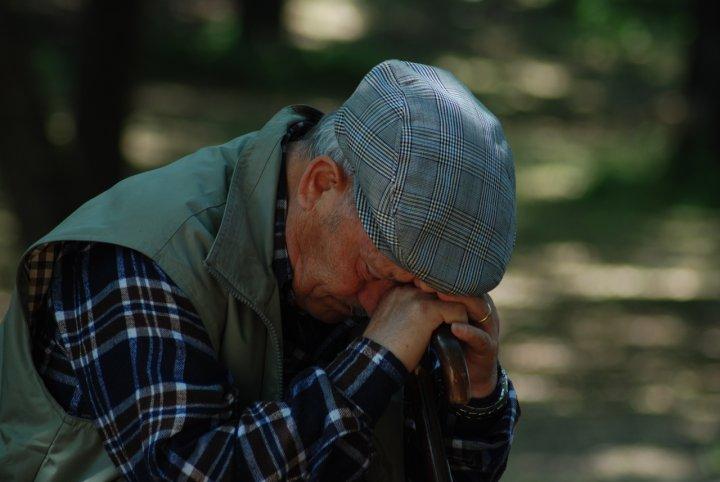 Vivere può essere stancante... di Daniele Marcheggiani