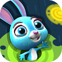 Jump Bunny Jump Best Free Game icon