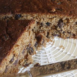 Mincemeat Cake.