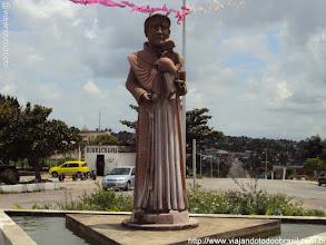 Photo: Tracunhaém - Imagem em Homenagem a Santo Antônio