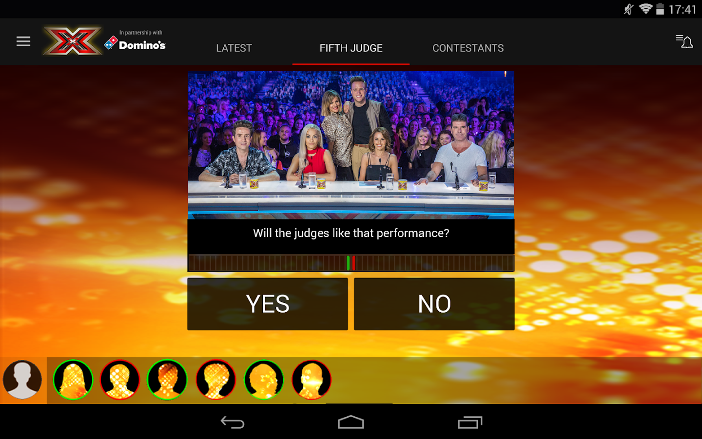The X Factor UK- screenshot