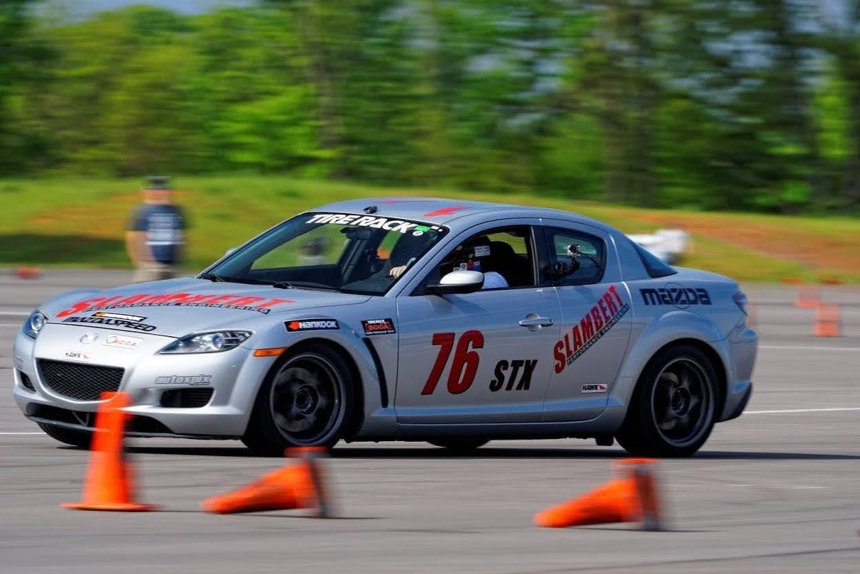 2007 STX Prepped Mazda RX-8 - SCCAForums.com - SCCA Racing