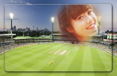 Cricket Ground Photo Frames - náhled