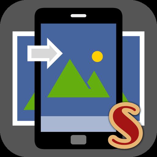 桌布設定助手(S) (完整圖片設為桌布) 攝影 App LOGO-APP試玩