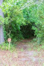 Photo: Barnett entrance