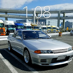 スカイライン GT-R BNR32 平成5年式 のカスタム事例画像 さぶちんさんの2018年03月22日01:37の投稿