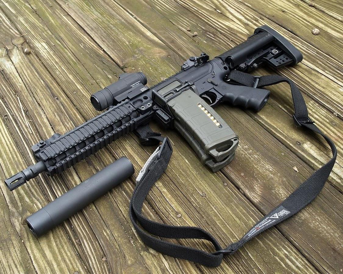 Gun Wallpaper Android Download: Best Firearms Guns Wallpapers