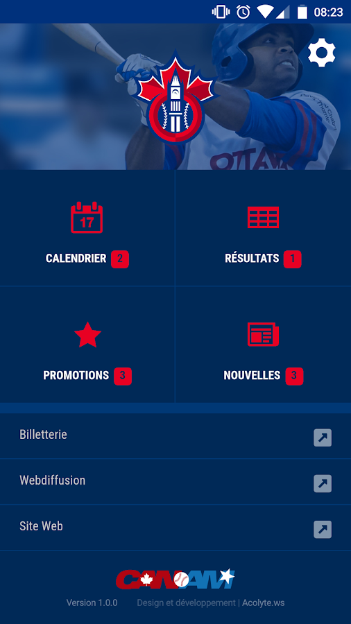 Ottawa Champions- screenshot