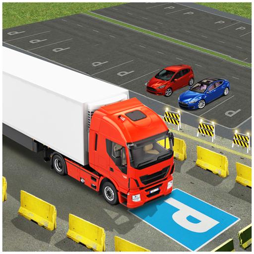 City Truck Parking Driver 3D