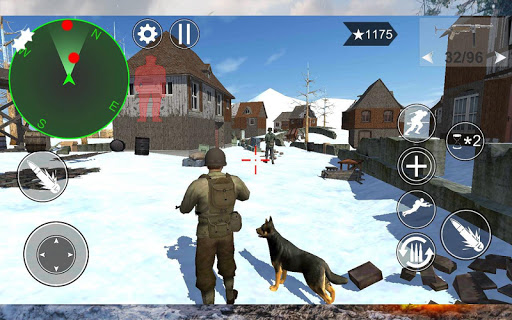 Medal Of War : WW2 Tps Action Game apkpoly screenshots 7