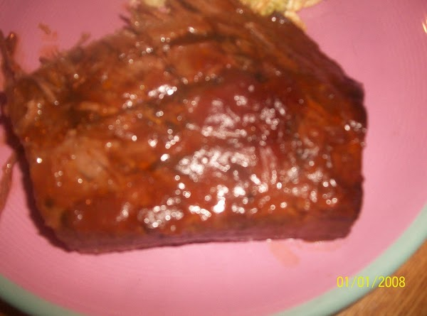 Cranberry Brisket Recipe