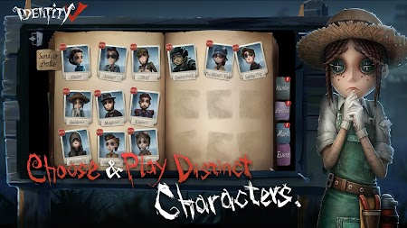 Identity V (Unreleased) APK screenshot thumbnail 5