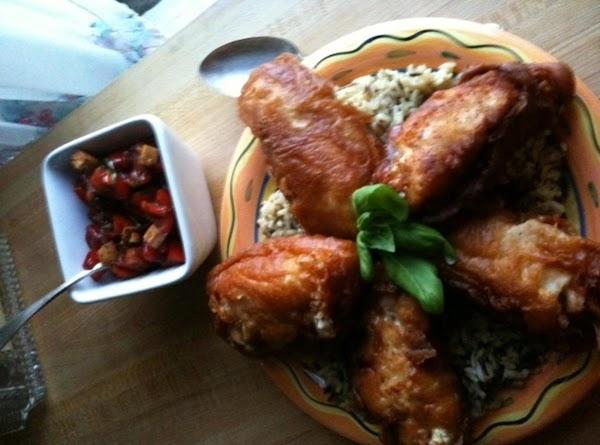 Crispy Chicken Rolls Recipe