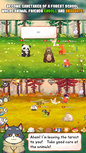 Fuzzy Seasons: Animal Forest  screenshots EasyGameCheats.pro 2