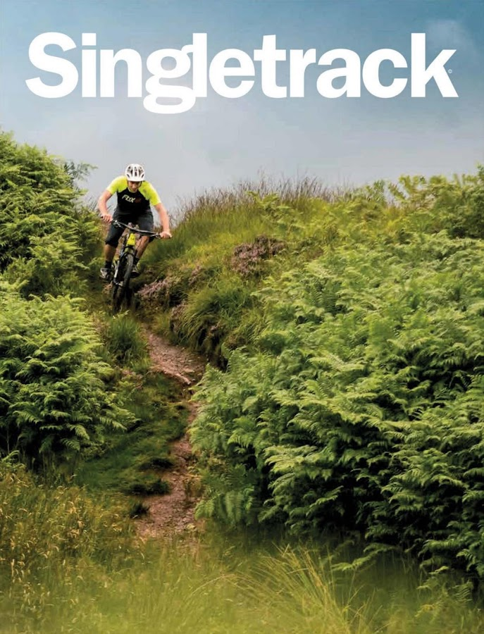 Singletrack- screenshot