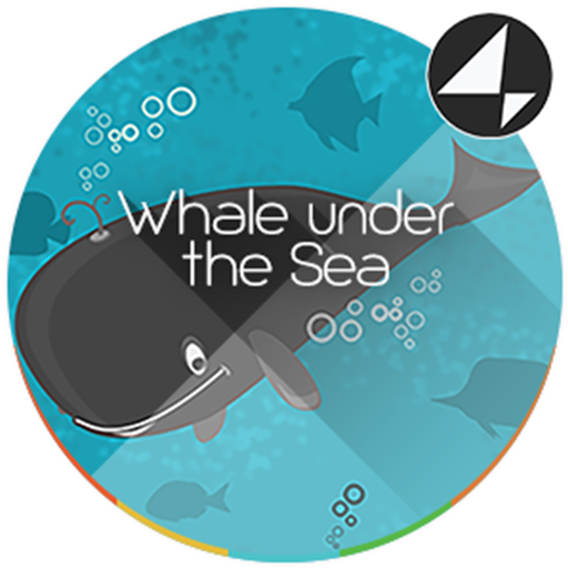 Whale UnderTheSea for Xperia™ Appar för Android