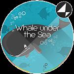 Whale UnderTheSea for Xperia™ Icon