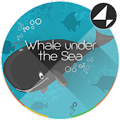 Whale UnderTheSea for Xperia™