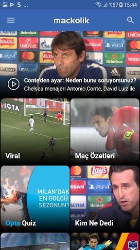 Mackolik Canlu0131 Sonuu00e7lar 6.1.0 screenshots 8