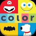 Colormania - Color the Logo icon