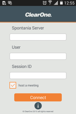 Spontania Mobile- screenshot