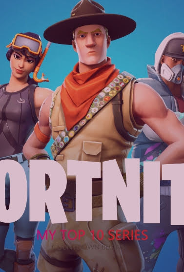 Fortnite - 10 Most Played Battle Royale Games For Android