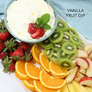 Low Fat Vanilla Yogurt Fruit Dip Recipes