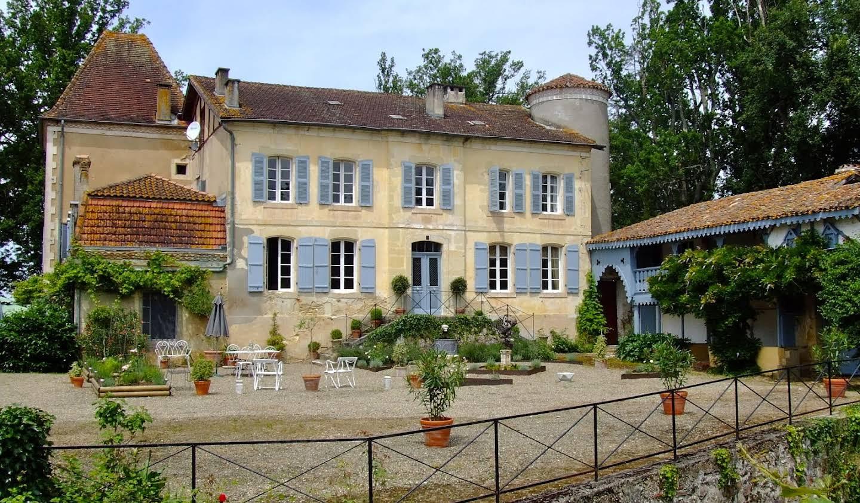 Château Saint-Sever