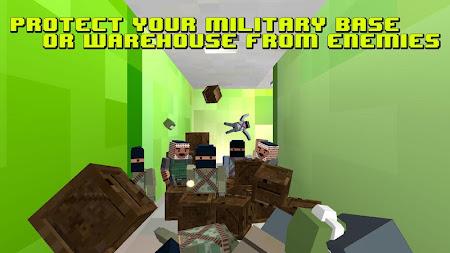 Cube War: City Battlefield 3D 2.6 screenshot 449906