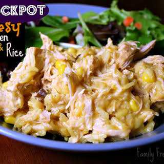 Chicken Rice Cheese Recipes.