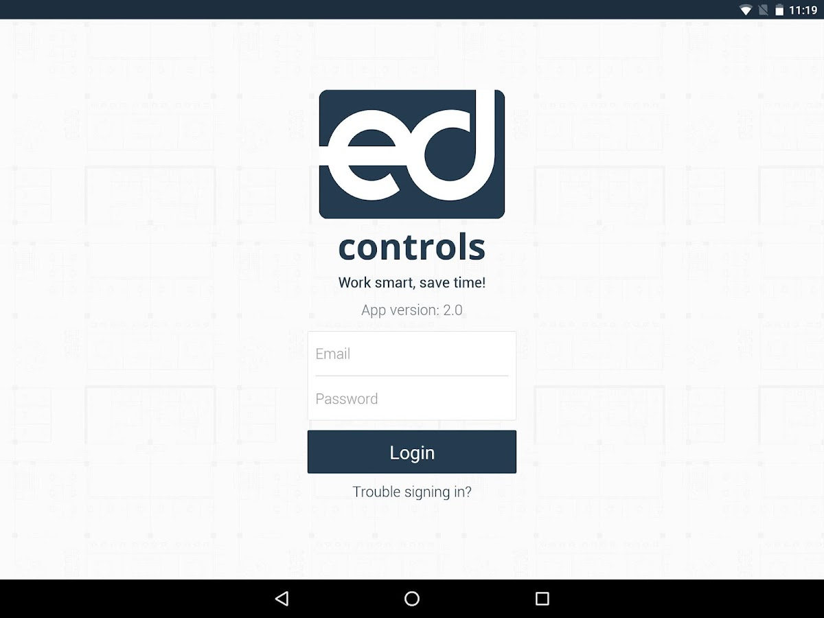 ED Controls: screenshot