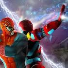 Frontline Spider VS Super Heroes Battle icon