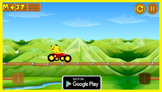 Car Pikachu Go - náhled