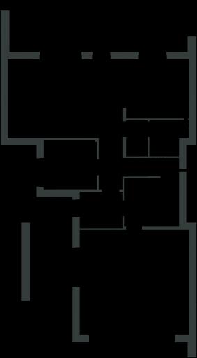 Modularny D28 - Rzut parteru