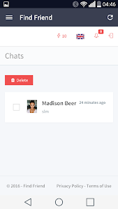Find Friend Live Chat screenshot 2