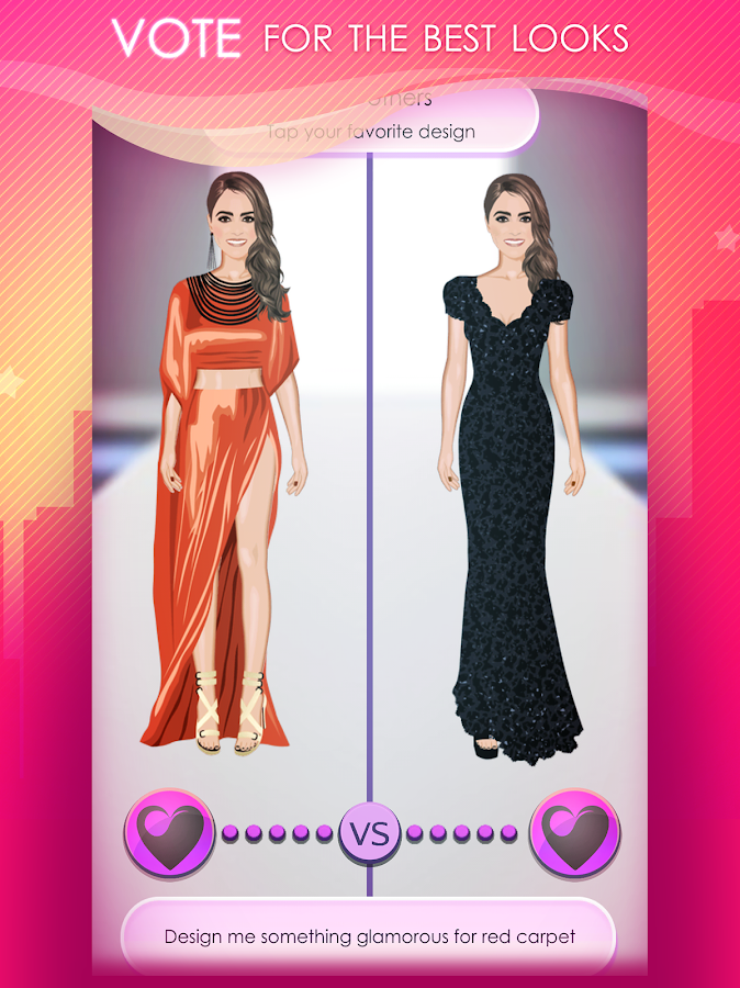 World of fashion dress up android apps on google play Play new fashion style games