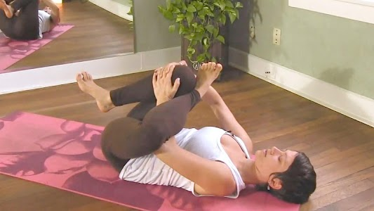 Yoga Stretches for Back Pain screenshot 8