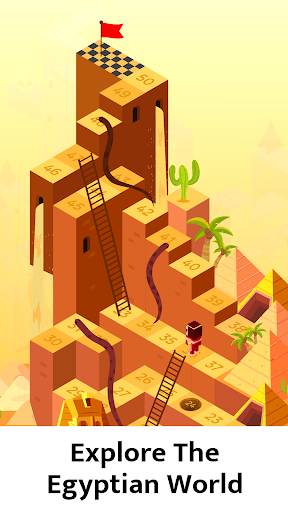 ud83dudc0d Snakes and Ladders - Free Board Games ud83cudfb2 2.1.1 screenshots 4