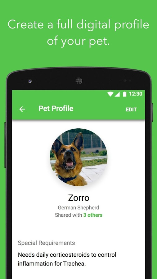Pawscout- screenshot