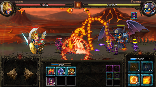 Epic Heroes War: Gods Battle  screenshots 8
