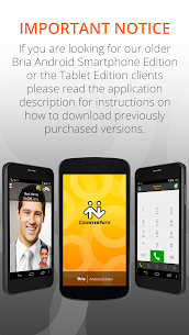 Bria Mobile: VoIP Business Communication Softphone 6.2.3 APK + MOD Download 2