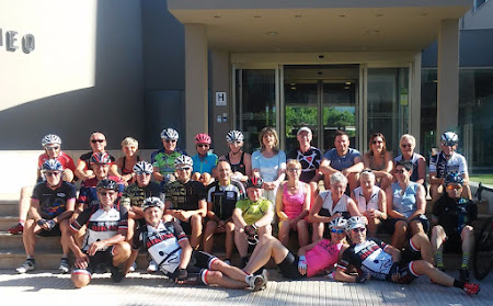 Begeleide fietsvakanties in groep