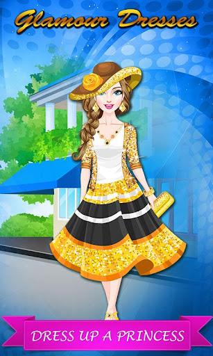 グラマラス ドレス